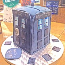 Tardis Cake Balkanize Your Kitchen
